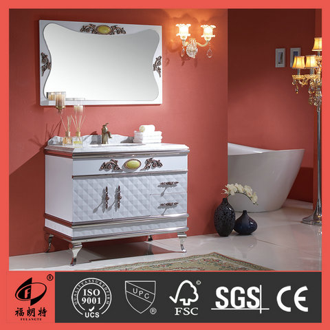 Stainless Steel Bathroom Vanity Factory Direct In Hangzhou T - Factory direct bathroom cabinets